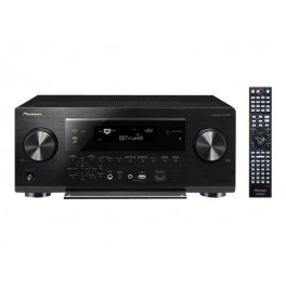 Pioneer SC-1522-K AV network receiver - Black