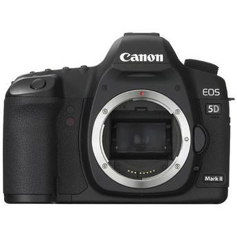 Canon 5D Mark II+Canon 24-105mm f/4L IS USM, Memory & More Package 2