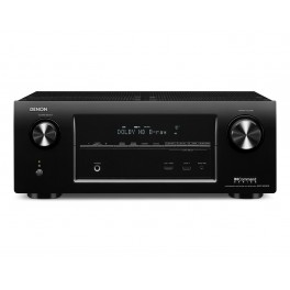 Denon AXR-X3000 IN-Command Series 7.2-Channel Integrated Network A/V Receiver