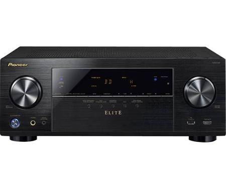 Pioneer Elite VSX-44 AV network receiver - Black