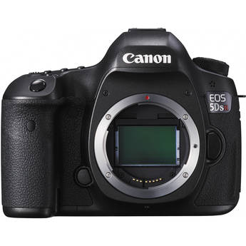 Canon EOS 5DS R DSLR Camera (Body Only) Retail Kit