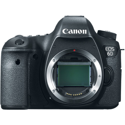 Canon EOS 6D+Canon 24-105mm f/4L IS USM, Memory & More Package 2
