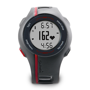 Garmin Forerunner 110 Men's Sport Watch with Heart Rate Monitor