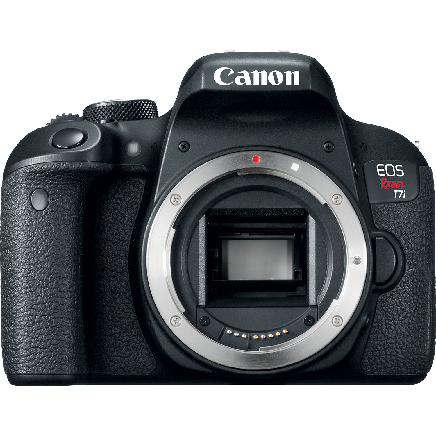 Canon EOS Rebel T7i DSLR Camera (Body Only) Retail Kit