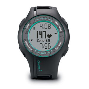 Garmin Forerunner 210 Teal Sport Watch with Heart Rate Monitor