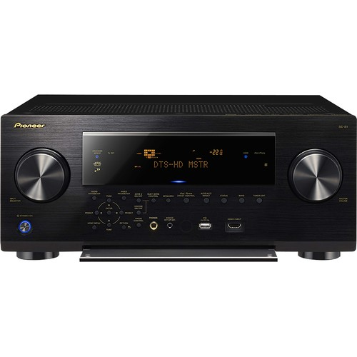 Pioneer Elite SC-81 7.2-Channel Class D3 Network A/V Receiver