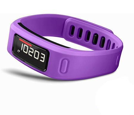 Garmin Vivofit Fitness Band, Purple