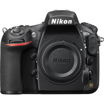 Nikon D810A DSLR Camera (Body Only) Retail Kit